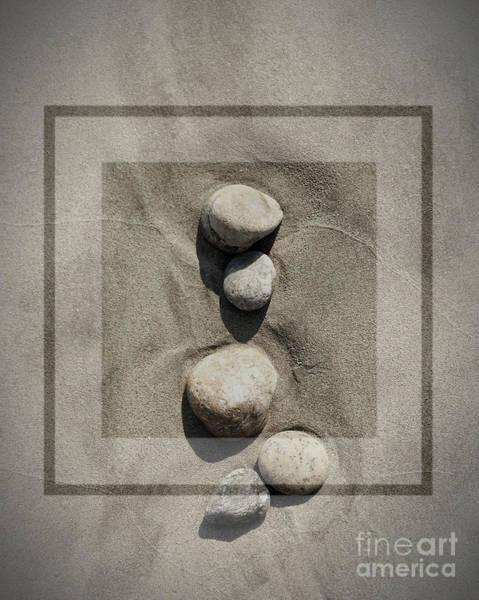 Photograph - Beach Rocks 1 by Patty Vicknair