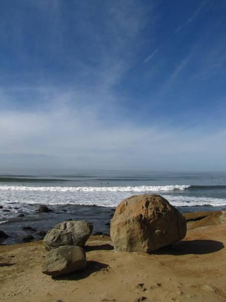 Wall Art - Photograph - Beach Rocks by Donna Zoll