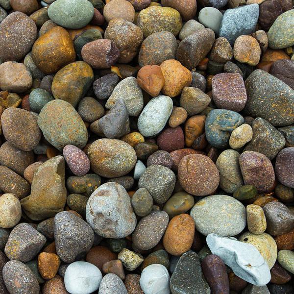Wall Art - Photograph - Beach Rocks by Joseph Smith