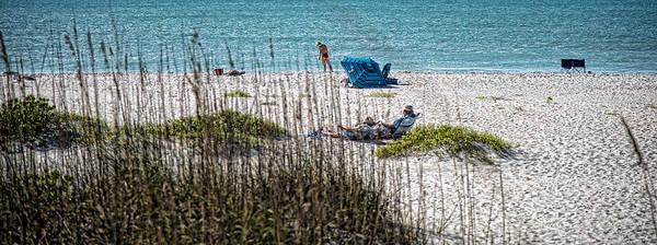 Boca Grande Photograph - Beach Scene - Boca Grande - Florida by Jon Berghoff