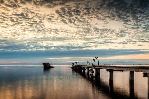 Photograph - Beach Sunrise I by Stefan Nielsen