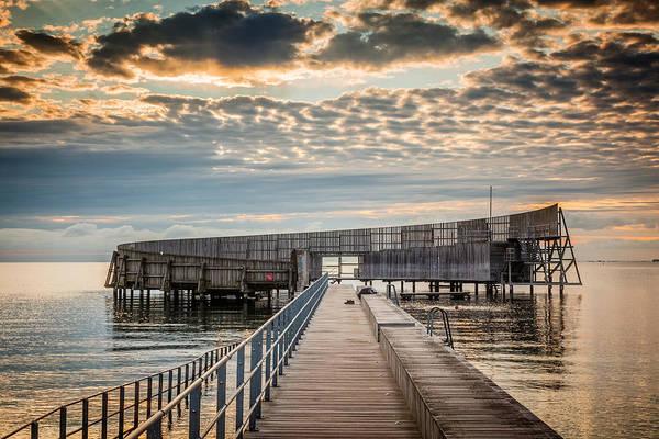 Photograph - Beach Sunrise IIi by Stefan Nielsen