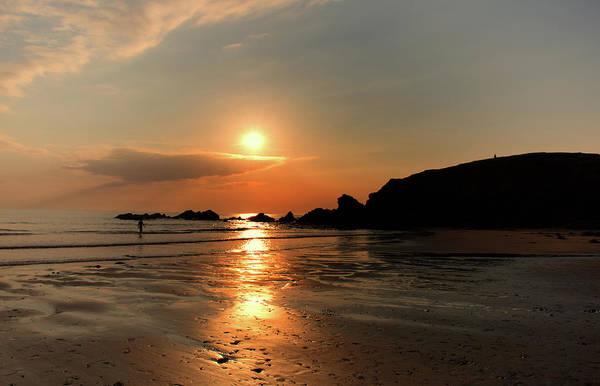 Wall Art - Photograph - Beach Sunsets by Martin Newman
