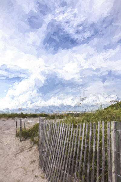 South Beach Digital Art - Beach Time IIi by Jon Glaser