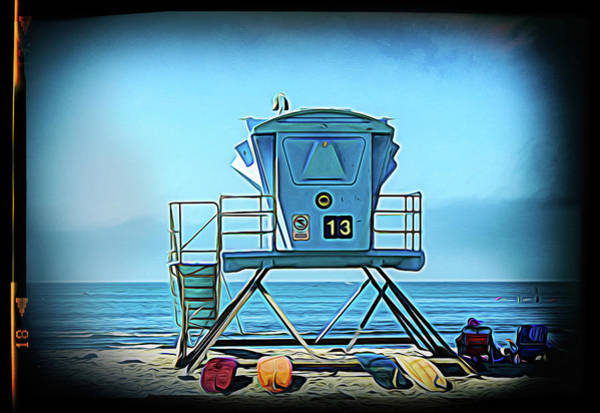 Wall Art - Photograph - Beach Time by Ron Regalado