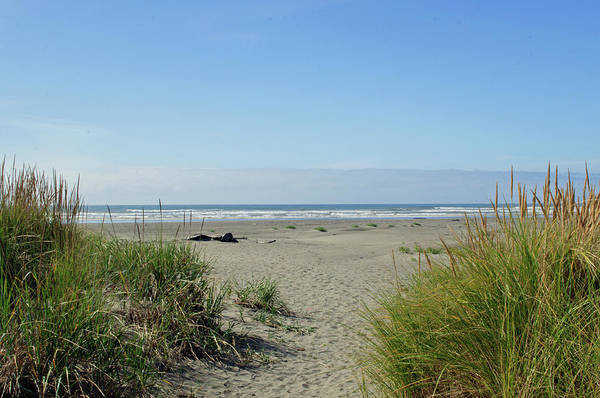 Photograph - Beach View Of Oceana by Tikvah's Hope
