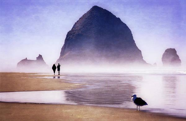 Photograph - Beach Walk by Scott Kemper