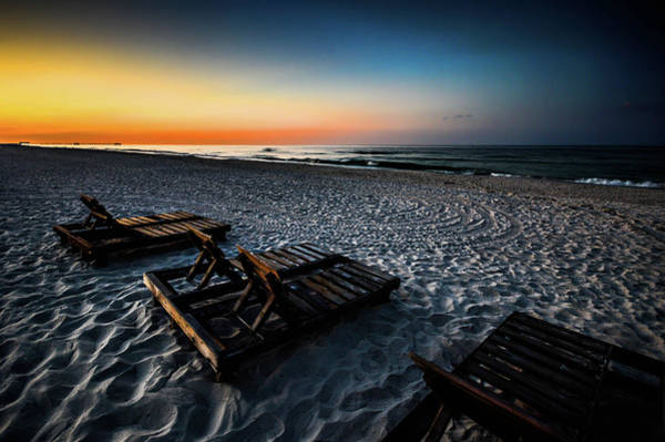 Photograph - Beach With A View by Michael Thomas