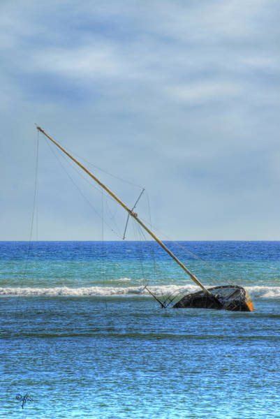 Photograph - Beached In Lahaina by Arthur Fix