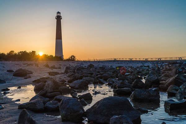 Barnegat Lighthouse Photograph - Beached Light by Kristopher Schoenleber