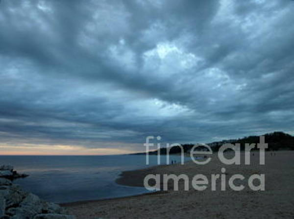 Photograph - Beachhollandmi by Mary Kobet