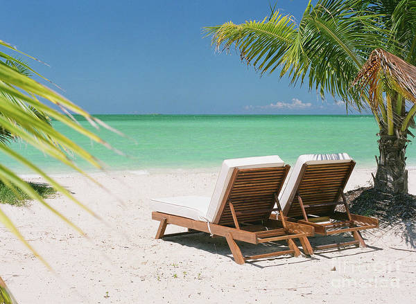 Photograph - Beachside At Kamalame Cay by Wendy Gunderson