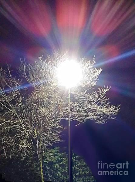Photograph - Beacon In The Night by Diamante Lavendar