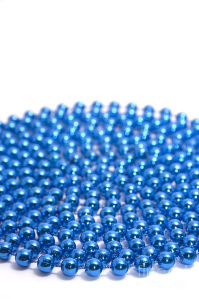 Beading Photograph - Bead Circle Plain by Andy Smy
