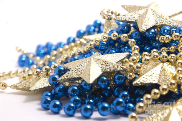 Beading Photograph - Beads And Stars by Andy Smy