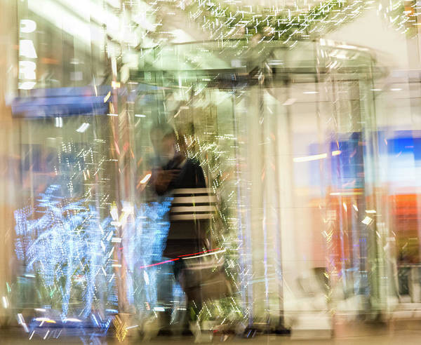 Photograph - Beam Me Up by Alex Lapidus