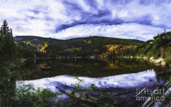 Photograph - Bear Lake  by Bitter Buffalo Photography