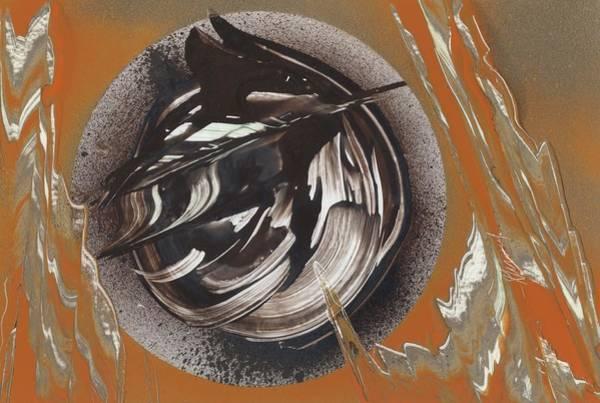 Painting - Bearing by Jason Girard