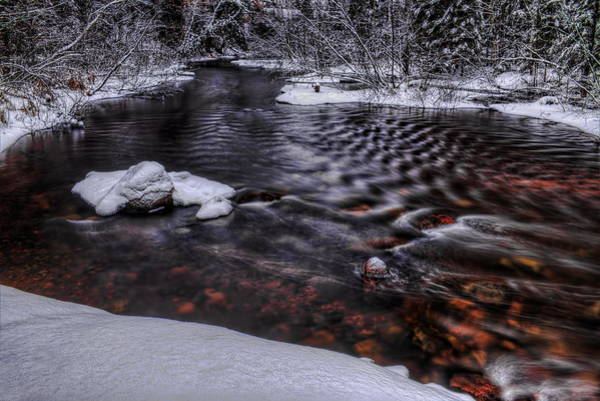 Photograph - Bearskin Creek Rocky Bottom by Dale Kauzlaric
