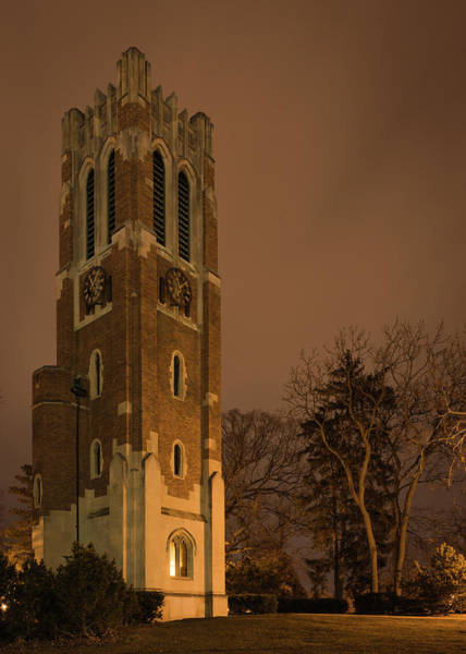 Photograph - Beaumont Tower by TM Schultze