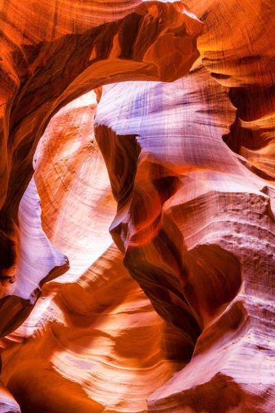 Photograph - Beautiful Antelope Slot Canyon by Susan Schmitz