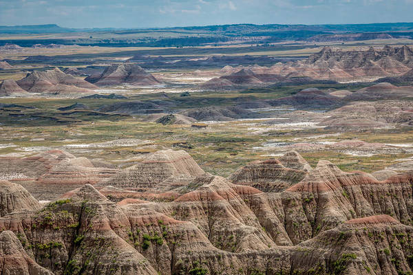 Photograph - Beautiful Badlands by Susie Weaver