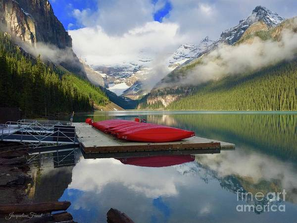 Photograph - Beautiful Banff by Jacqueline Faust