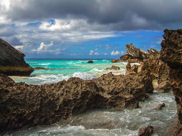 Unframed Photograph - Beautiful Bermuda by Lori Coleman
