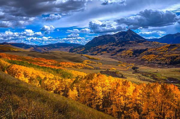 Wall Art - Photograph - Beautiful Butte by David Ross