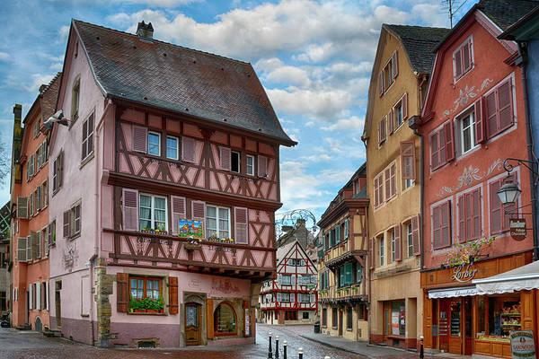 Alsace Wall Art - Photograph - Beautiful Colmar by Joachim G Pinkawa