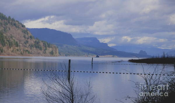 Photograph - Beautiful Columbia River by Charles Robinson