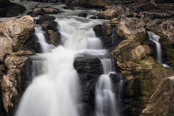 Photograph - Beautiful Falls by Mahesh Balasubramanian