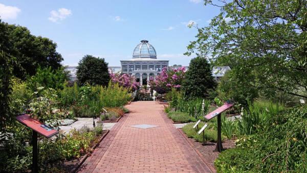 Photograph - Beautiful Garden by Liza Eckardt
