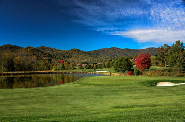 Photograph - Colorful Golf by Claire Turner