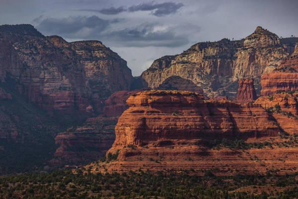 Photograph - Beautiful Mescal Mountain by Andy Konieczny