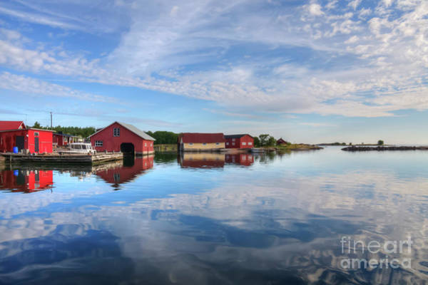 Archipelago Photograph - Beautiful Morning by Veikko Suikkanen