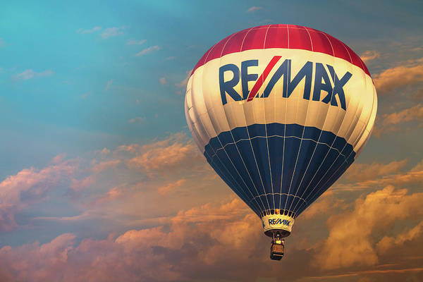 Photograph - Beautiful New Day Re/max by Bob Orsillo