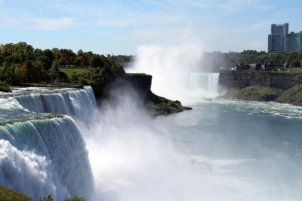 Photograph - Beautiful Niagara Falls by Jackson Pearson