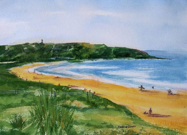 Painting - Beautiful North Palm Beach by Debbie Lewis