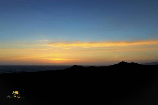 Photograph - Beautiful Pacific Sunset by Jim Thompson