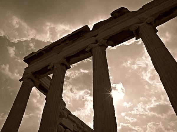 Photograph - Beautiful Ruins by Micki Findlay