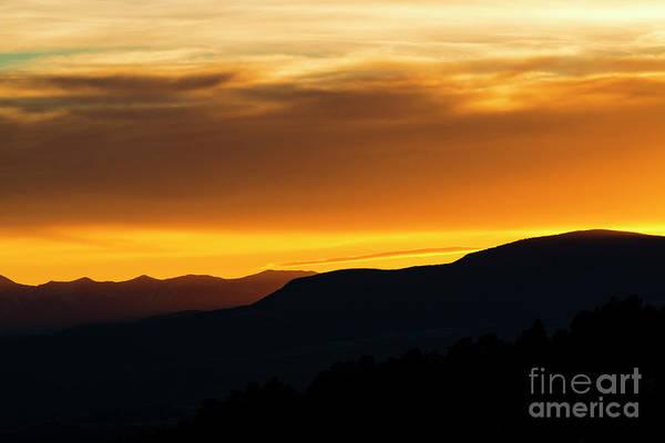 Photograph - Beautiful Sangre De Cristo Sunset by Steve Krull