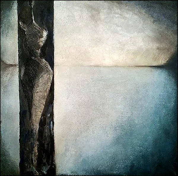 Painting - Beautiful Secrets by James Lanigan Thompson MFA