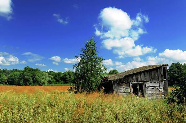 Wall Art - Photograph - Beautiful Summer Landscape by Jaroslaw Grudzinski