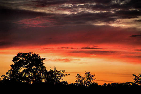 Photograph - Beautiful Sunset by Don Johnson