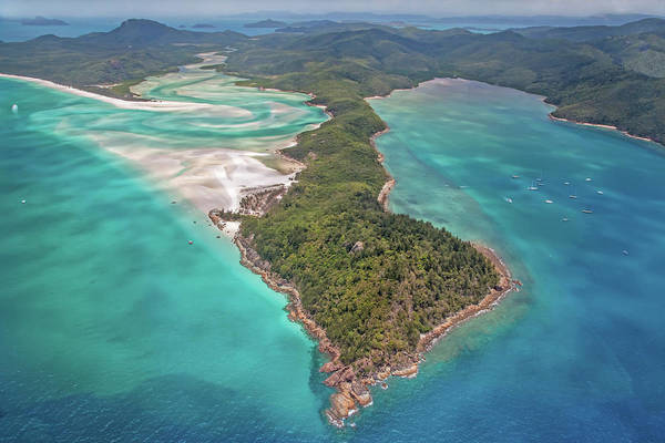 Inlet Photograph - Beautiful Whitsundays by Az Jackson