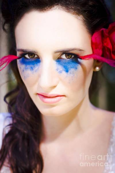 Photograph - Beautiful Woman by Jorgo Photography - Wall Art Gallery