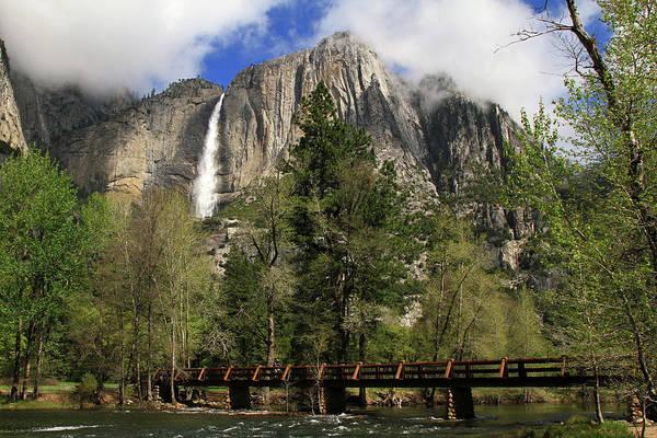 Wall Art - Photograph - Beautiful Yosemite by Donna Kennedy