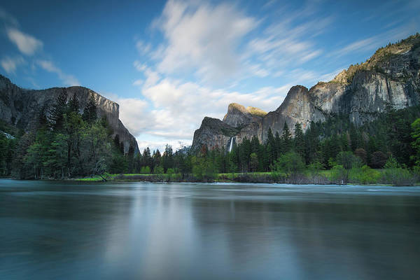 National Wall Art - Photograph - Beautiful Yosemite by Larry Marshall