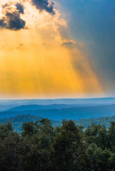 Photograph - Beauty From The Heavens by Parker Cunningham